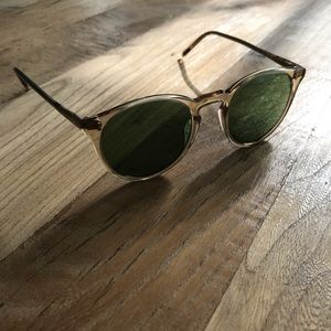 Oliver Peoples The Row Sunglasses